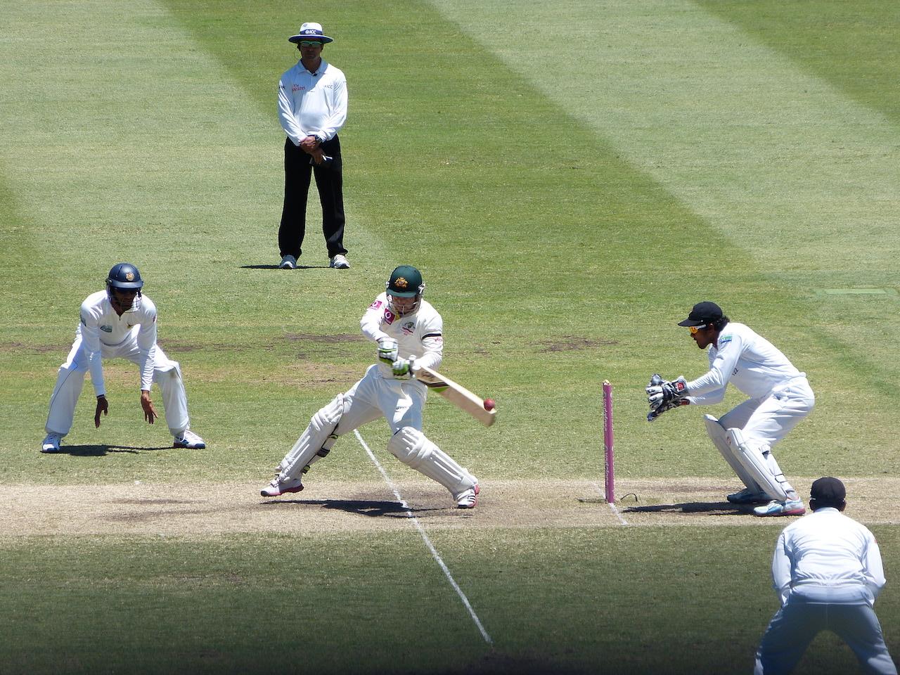 Australia v SriLanka 2
