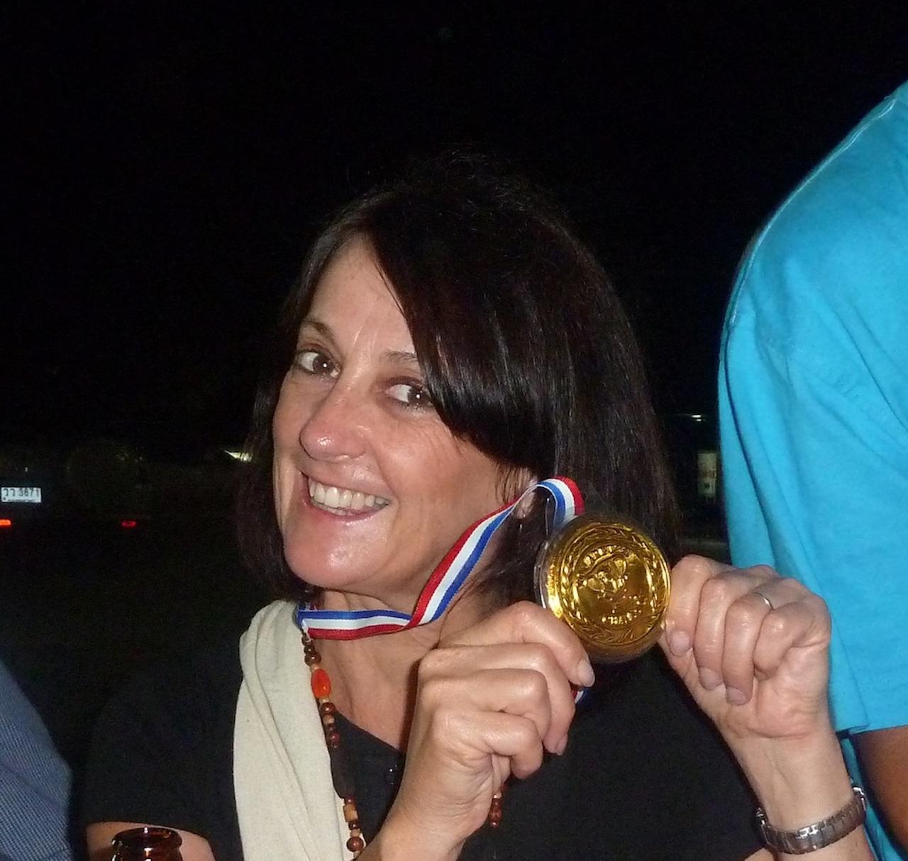 Winning mojo medals