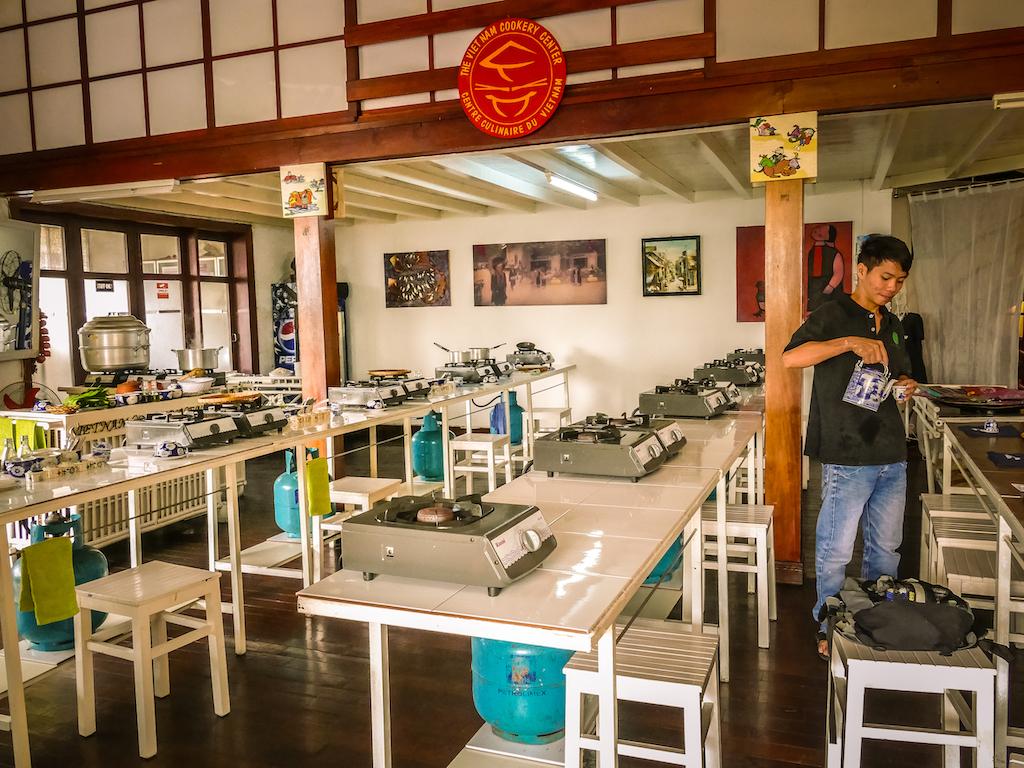 Vietnam Cookery Centre - Ho Chi Min City