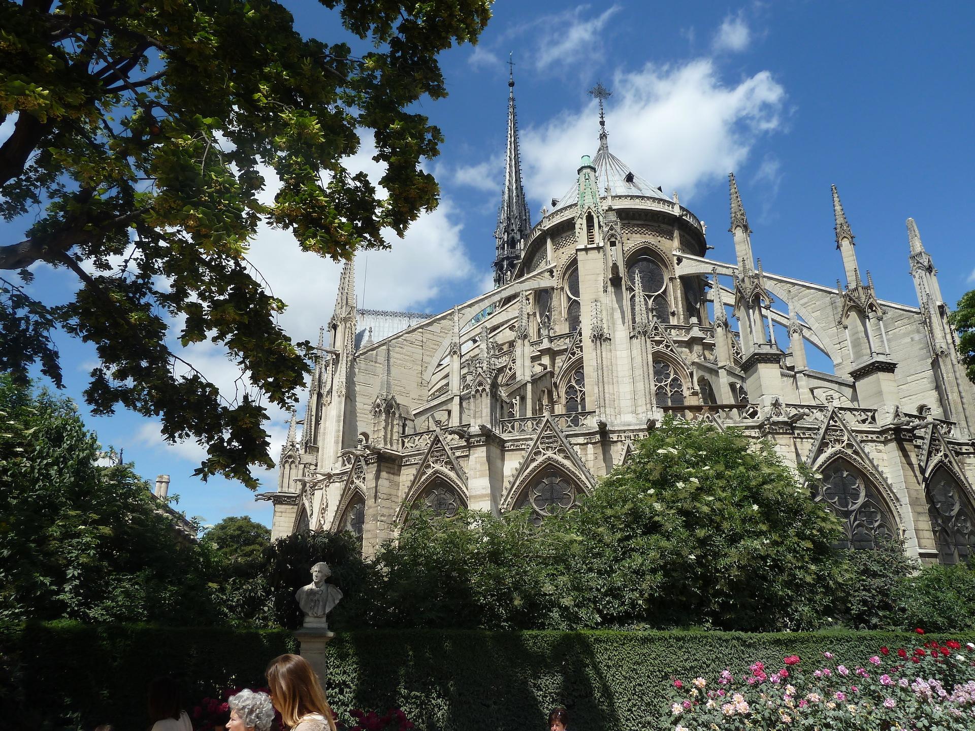 Notre Dame - God's grandest house?
