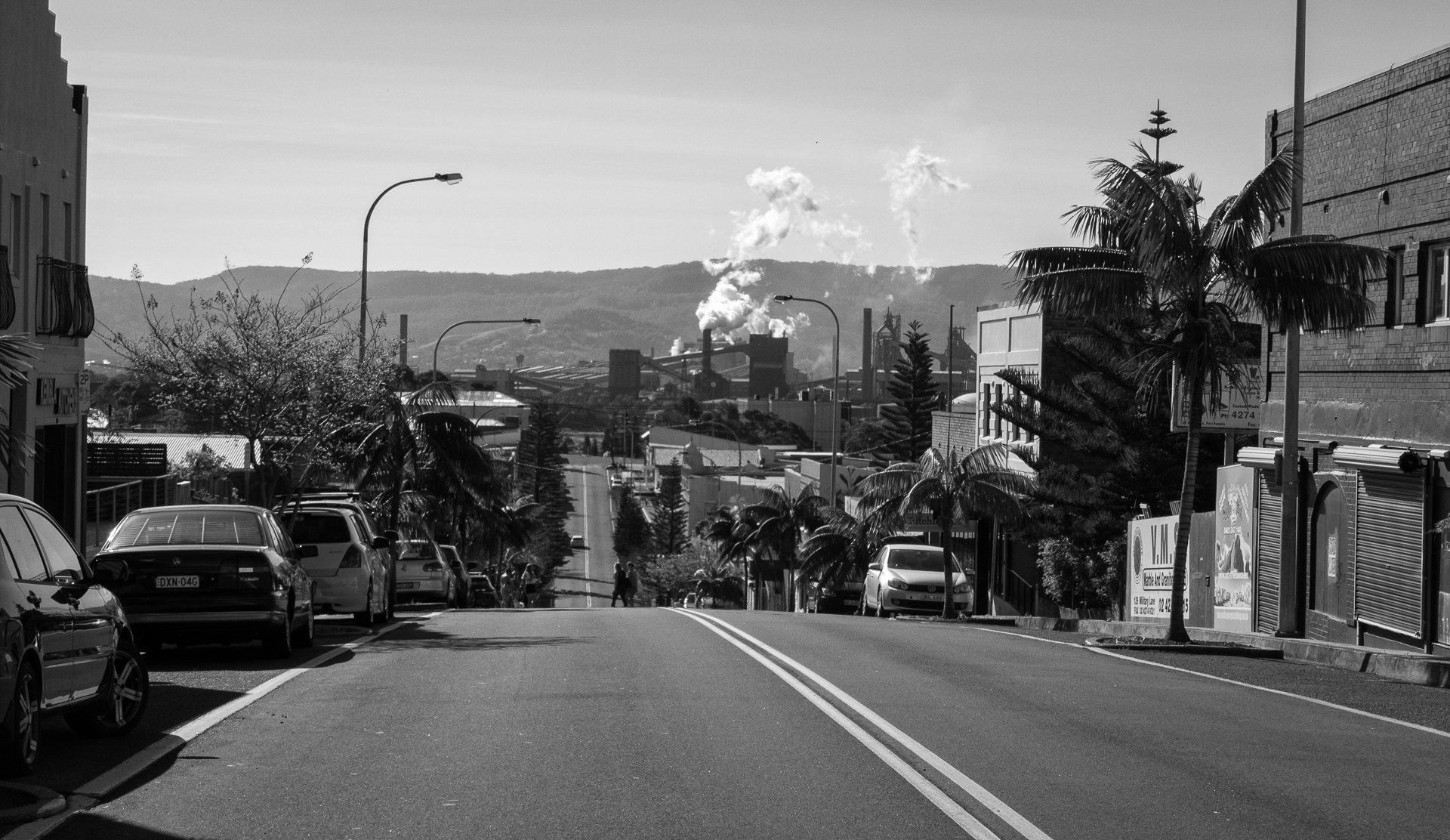 Wentworth Street, Port Kembla