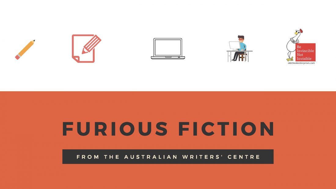 Furious Fiction banner