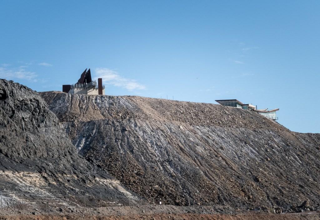 Miner's memorial Broken Hill